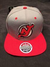 "Zephy NHL New Jersey Devils ""Z11"" flat bill SnapBack hat. ae1db32b6"