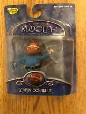 Memory Ln. Rudolph The Island Of Misfit Toys Clip-On 2002 Yukon Cornelius New