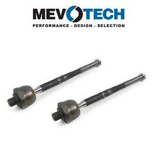 For Mercedes W203 R230 C320 SL500 Pair Set of Front Inner Tie Rod Ends Mevotech