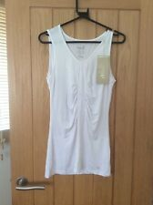 bamboo clothing ladies fitness/leisure/pilates/yoga top LARGE