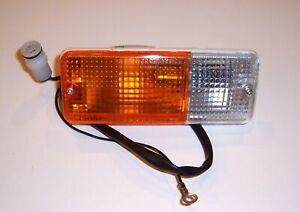 Combo Tail Light Lamp Left Driver for 86-95 Suzuki Samurai