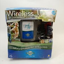 *NEW* PetSafe PIF-300 Wireless Fence Pet Containment System Extra Batteries READ