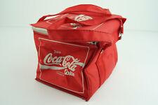80er Vintage Coca Cola Kühltasche für Dosen Tasche Kühlbox Mid-Century 70er