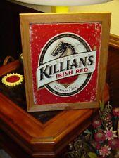 TIN SIGN Killians Red Sign 1864 Liquor Beer Shop Bar Pub A103