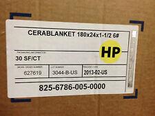 """Ceramic Fiber Blanket  2400   1-1/2"""" x 24"""" x 15' 6# Dens"""