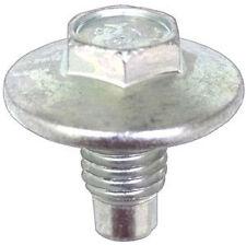 2 GM TRANSMISSION DRAIN PLUGS w/ RUBBER GASKET M12-1.75