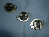 Servis Thermostats  .105 , 130 and 165 degrees from Slimline  Supa-Dry dryer