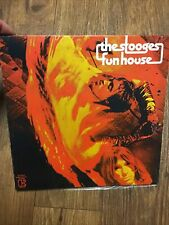 Iggy Pop and the Stooges Fun House Punk Rock-Garage Rock Vinyl LP 1977 Mint