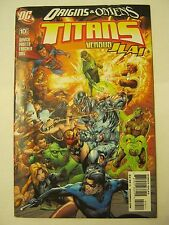 April 2009 DC Comics Titans #10 versus JLA! <VF> (JB-77)