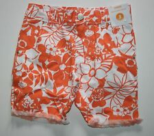 New Gymboree Floral Cut Off Style Shorts Short Size 3T NWT Tropical Bloom Line