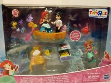 DISNEY Little Mermaid Princess Aerial Little Kingdom TOYS R US Land & Sea New