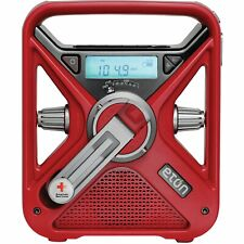 Eton Frx 3+ American Red Cross All Purpose Weather Radio + Phone Charger Nib!