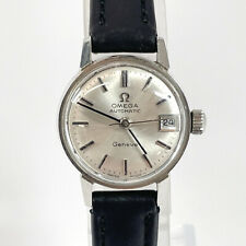 OMEGA Watches 681 Geneva Mechanical Automatic vintage Stainless Steel Women