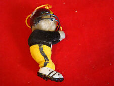 Vintage Pittsburg Steelers Teedy Bear Christmas Ornaments 431518