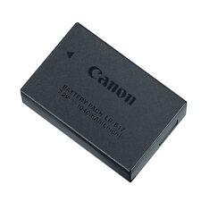 Original Canon lp-e17 LP E 17 Batterie pour Canon EOS 200d 750d 760d 800d 77d m3 m5