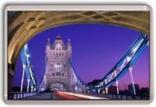 Tower Bridge London Fridge Magnet #2