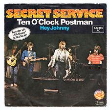 Single von Secret Services - Ten O'Clock Postman - 1980 -