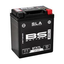 BATTERIA PRONTA PREATTIVATA TIPO SLA BTX7L YTX7L-BS SR ZIP CBR XTZ SH 125 150