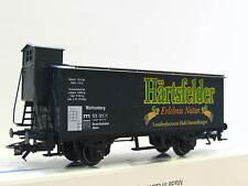Märklin H0 ged. Güterwagen m. Brhs. Härtsfelder Württemberg OVP (Z2517)