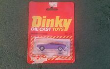 DINKY HONDA ACCORD 3DR - No 104 PURPLE MINT HONG KONG + OPENED BLISTER PACK 1980