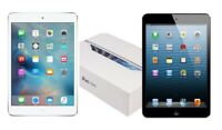 Apple iPad Mini 16GB/32GB/64GB | Wi-Fi Only | Black / White | Open Box!