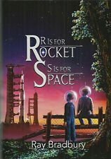 R is for Rocket S is for Space By Ray Bradbury - Artist Signed Limited Edition