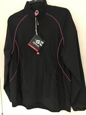 SUNDERLAND LADIES MISTRAL LONG SLEEVE GOLF WIND SHIRT