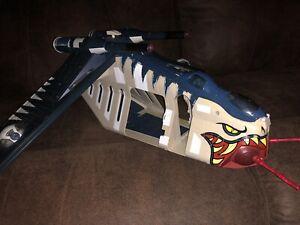 Star Wars Clone Wars Republic Gunship Tiger Shark Arc Trooper See Description