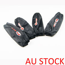 AU Black Shock dust cover water proof for Losi 5ive T Rovan LT KM