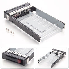 "3.5"" SAS SATA LFF Tray Caddy 373211-002 for HP ProLiant DL385 G5 ML350 ML370 G6"