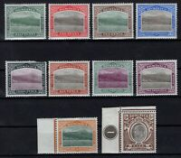 P131882/ DOMINICA STAMPS / BRITISH COLONY / SG # 27 / 36 MH COMPLETE - CV 320 $