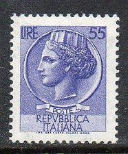 Italy MNH 1969 Italia - Syracusean Coin, New Values