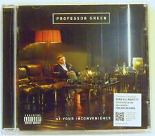 PROFESSOR GREEN - AT YOUR INCONVENIENCE - CD New Unplayed