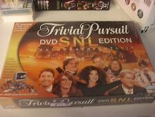 Trivial Pursuit DVD SNL saturday night live edition Brand New SEALED