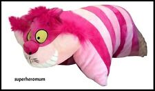 ALICE IN WONDERLAND CHESHIRE CAT  DISNEYLAND  PET PILLOW PLUSH PAL TOY - NEW NWT