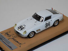 1/43 BBR Ferrari 250 12H Reims Willy Mairesse #84 signed FERNANDO REALI leather