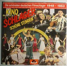 2LP - Kino Schlager - Schöne Stunden - 1948-1953 - Polydor Club Edition 13 716 6