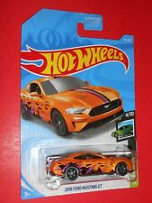 Hot Wheels 2018 Ford Mustang Gt 113/250 Speed Blur Ships Free