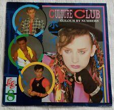 "Culture Club - Colour By Numbers - 1983 12"" Vinyl Album"