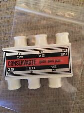 CONSERVARTE guitar pitch pipe- 3G(SOL)- 2B(SI)-1E(MI)-6E(MI)-5A(LA)-4D(RE)