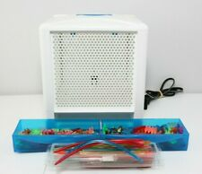 Lite Brite Four Square Cube with Pegs & Lite Loops