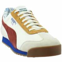 Puma Roma X Tyakasha Lace Up  Mens  Sneakers Shoes Casual   - White