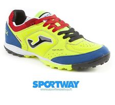 SCARPE DA CALCETTO JOMA TOP FLEX TURF NEW TG DAL 38 AL 47