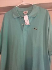 Men's Xxl Lacoste Polo Shirt