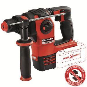 Einhell Herocco 18-Volt Power X-Change Cordless Brushless Rotary Hammer , 3/4...