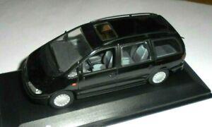 car 1/43 MINICHAMPS 430084160 FORD GALAXY MK1 1995 BLACK  NEW BOX