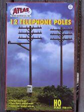 Atlas #776 Picket Fence & Gate Kit HO Scale