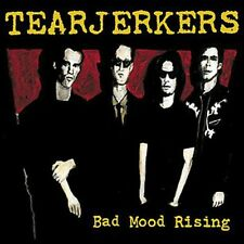 Jack-O & the Tearjerkers, Tearjerkers - Bad Mood Rising [New CD]