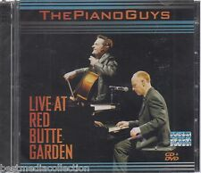 SEALED The Piano Guys 1 CD +1 DVD ***Live At Red Butte Garden NEW USA Seller
