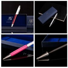 Fashion Swarovski Element Crystal Pens & Anna Wu Collection Gift Cases YOU PICK